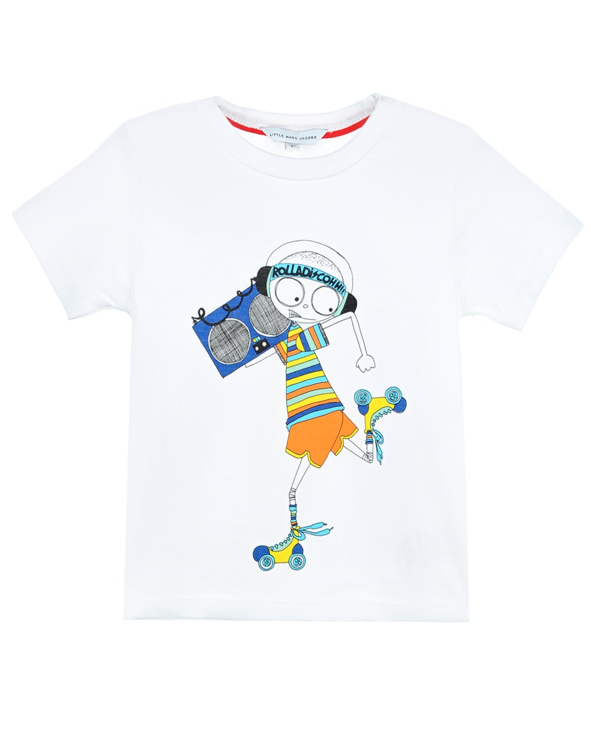 Футболка Little Marc JacobsОдежда<br><br>
