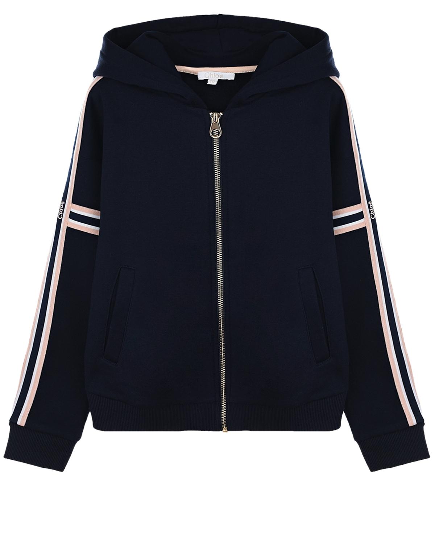 спортивные куртка chloe для девочки