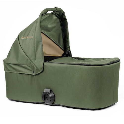 Люлька Carrycot для Indie Twin, Camp Green Bumbleride