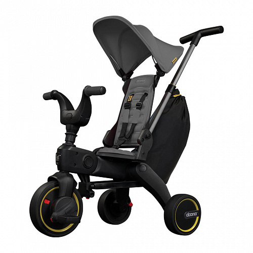 Велосипед Simple Parenting Liki Trike S3 Grey Hound, складной
