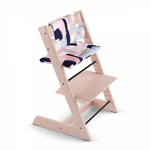 Подушка для стульчика Tripp Trapp, paintbrush (organic cotton) Stokke